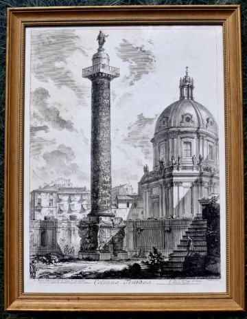 Piranesi (Column of Trajan, Roman Forum)