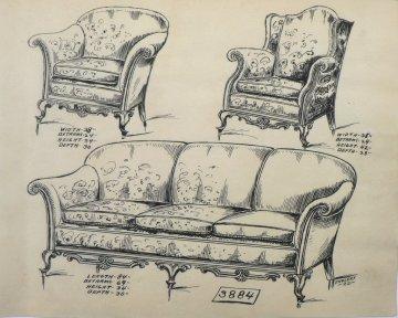 click for detailed image FurnitureDesigns3884VLG.JPG