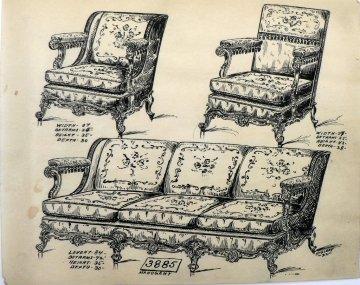 click for detailed image FurnitureDesigns3885VLG.JPG